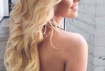 Omuz uzunluğunda saç