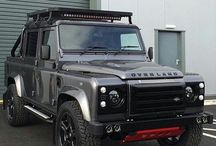 4WD Land Rover