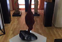 soyut heykel (Sevilay Ökçe)