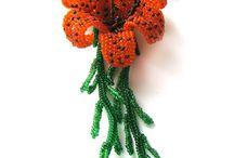 цветы,бижу