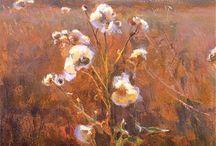 Flowery impressions