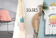 Soldes - CODEINEDECO / Profitez des soldes sur les dernières tendances de la déco et de la mode !