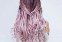 ★ PINK HAIR ★