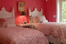 Design~ Bedrooms - Twins / by Henry W. Powell