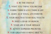 mantra positive