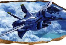3D plane,moto