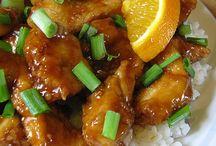 Chicken Recipes / by Lisa Edgar