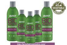 BMT BIO KERATIN / Η BMT BIO KERATIN, είναι ένα καινοτόμο προϊόν , θεραπείας με Κερατίνη για το ίσιωμα των μαλλιών σας , που θα σας καταπλήξει. Η εξέλιξη και η καινοτομία της θεραπείας Κερατίνης, με την πιο εξελιγμένη τεχνολογία λείανσης. Χωρίς φορμαλδεΰδη, περιέχει κερατίνη λαχανικών, μοναδικό στην αγορά. Η εφαρμογή της είναι πρακτική και τα αποτελέσματα είναι εξαιρετικά.