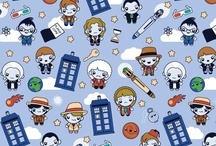 All things Dr. Who / by Samantha Lee