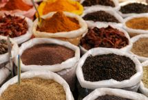 Spices & Food journey