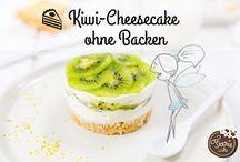 Féerie Cake - Cheesecake / Unsere Sammlung an unwiederstehlichen Cheesecakes. Egal ob fruchtig mit Kiwi oder Erdbeere oder klassisch aus New York.