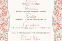 Mother's Day Luncheon / Church Ladies' Heritage of Mothers Luncheon
