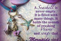 Mermaid / Images about Sea Beautiful creatures. Sirens; Mermaids & Mermans.