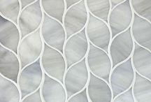 Kitchens: Tiles & Flooring / Ideas for kitchen backsplashes and flooring.
