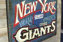 New York Giants / by Maritza Nunez
