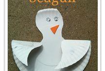 Preschool Ideas / by Becky Holland