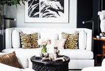 Living Room / by Becky Bratt