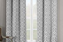 curtain grey lounge