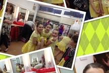 Olivia's dance show 2013