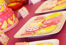 Lemonade Party Ideas  / by Kara Abrahamsen Lillian Hope Designs