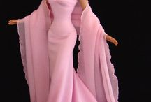 Evening gown Barbie