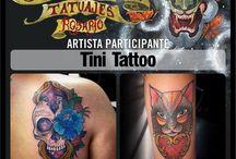 """convencion de tatuajes """"arte eterno""""  Rosario"""