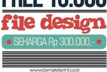 PROMO Jual Mesin Cutting Sticker BONUS 15.000 Desain