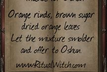 Incents for Oshun