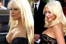 Christina Aguilera Breast Reduction