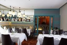 Dunkeld Dining at Winehouse / Winehouse epitomises elegance with its double-volume glass-fronted, wine cellar looking out on the gardens