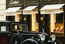 Windows Displays by Cartier