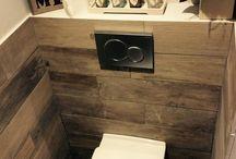 toilette du bas