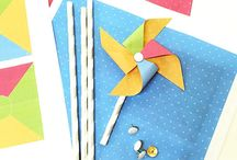 Crafts for Kids / Fun printable crafts to make with kids.