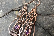 Jewelry - Wire Earings