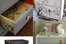 Furniture ideas / by Bev Sedge-Hills