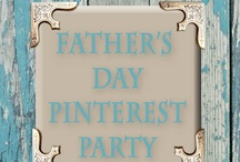 Father's Day Pinterest Party