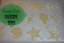 Christmas cookie exchange / by Abi Berrones Godinez