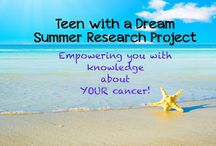 Summer Research Project: Empowering you with knowledge to make the best of your cancer journey