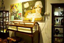 Penang Art Galleries / Penang Art Galleries
