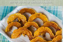 Winter Squash (Pumpkins, Acorn, Delicata, Butternut, & More!)