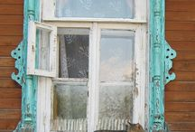 Windows and cats / Windows and cats