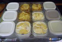 cuisine avec yaourtiere