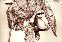 Tatuajes dioses romanos