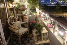 Balkony,tarasy