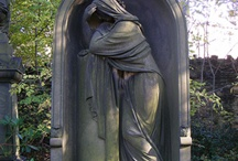 Cemeteries, Crypts and Graveyards / All tombs and art work linked to our final resting places