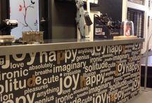 Winkel / Een impressie van onze winkel