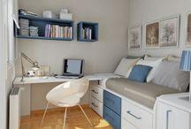 Kleine kamer