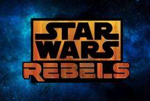 Star Wars Rebels / Imágenes sobre la Animación de Disney Star Wars Rebels