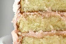 Cake / by Camilla Tucker