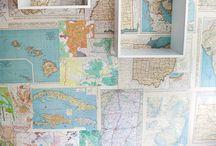H O M E ... Maps / by ashlynSTYLISToliveLOVESalfie